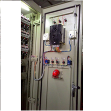 Panel Distribution Board AC-DC
