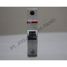 MCB / Miniature Circuit Breaker  2A 1PHASE ABB