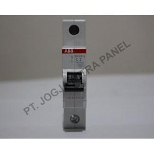 MCB / Circuit Breaker  2A 1PHASE ABB