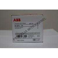 Jual MCB / Miniature Circuit Breaker  4A 1 PHASE ABB 2