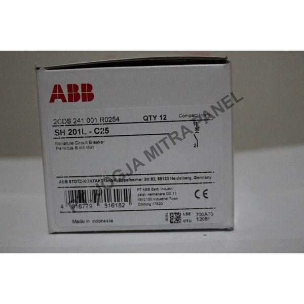 MCB / Circuit Breaker 25A 1phase ABB