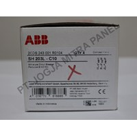 Sell MCB / Miniature Circuit Breaker 10A 3phase ABB 2