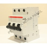 MCB / Miniature Circuit Breaker 10A 3PHASE ABB