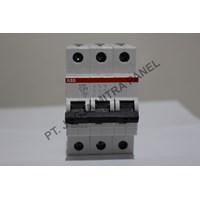 MCB / Circuit Breaker 63A 3P ABB