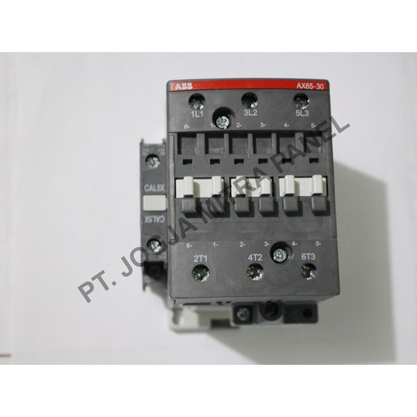 Magnetic Contactor AC AX65-30-10-80 ABB