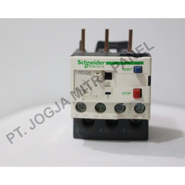 Overload Protection Device  LRD06 SCHNEIDER