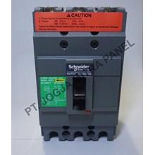 Mold Case Circuit Breaker 35A SCHNEIDER