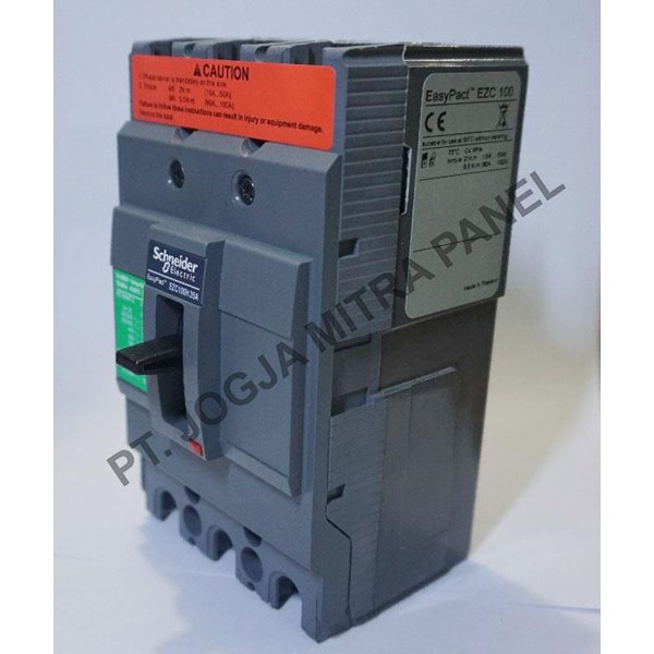 Mold Case Circuit Breaker 35A SCHNEIDER