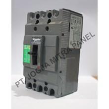 Mold Case Circuit Breaker MCCB 63A EZC100N3063 SCH