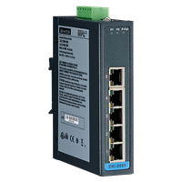 Unmanaged Industrial Ethernet Network Hubs and Switch