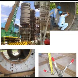 Installation Ramming Material