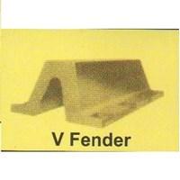 V Fender Rubber