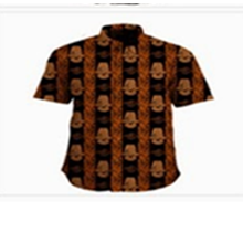 Kemeja Batik Model 8