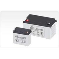 Jual Distributor Resmi Battery VRLA Leoch Type Deepcycle Untuk Solar Sell Type LPS 12 115