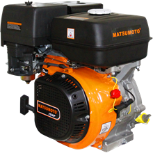 GASOLINE ENGINE MATSUMOTO (MGX - 210)