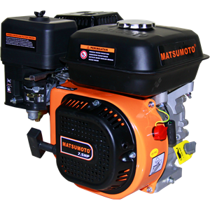 GASOLINE ENGINE MATSUMOTO (MGX - 390)