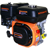 GASOLINE ENGINE MATSUMOTO (MGX - 420 ES) 1