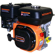 GASOLINE ENGINE MATSUMOTO (MGX - 420 ES)