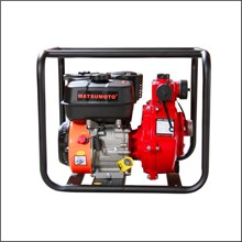 GASOLINE HIGH PRESSURE PUMP MATSUMOTO (MGP - 50 HP)