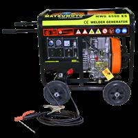 GENERATOR SUPER SILENT MATSUMOTO (MWG - 6500 ES) 1