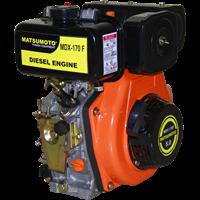 Jual ENGINE DIESEL WATER COOLED MATSUMOTO (MDX - 178 F) 2