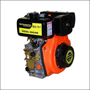 ENGINE DIESEL WATER COOLED MATSUMOTO ( MDX - 186 FA )