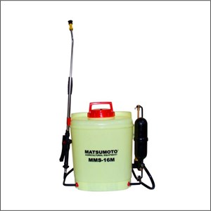 POWER SPRAYER MATSUMOTO ( MMS -16 M)