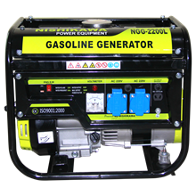 GASOLINE GENERATOR NISHIKAWA (NGG-2200 L)