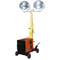 Jual MOBILE LIGHT TOWER TIGON ( TG - LT210) 2