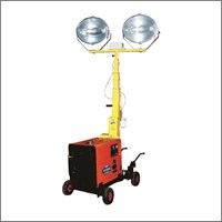 MOBILE LIGHT TOWER TIGON ( TG - LT210)