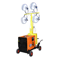 Jual MOBILE LIGHT TOWER TIGON ( TG -LT410) 2