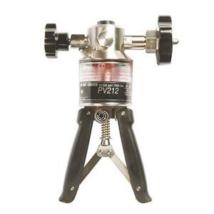 GE Druck Hydraulic Hand Pump 700 Bar – PV212
