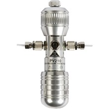 GE Low Pressure Vacuum Hand Pump – & PV210