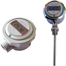Termometer -DM640 Batterey Thermometer