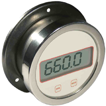 Termometer - DM660 Batterey Thermometer