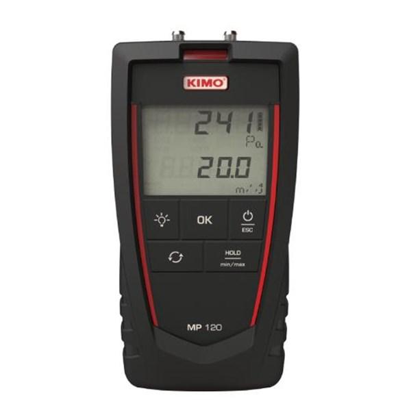 KIMOMP120 Micromanometer - Barometer Alat Ukur Tekanan Udara