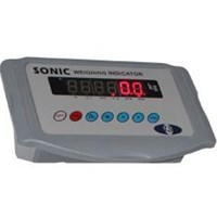 Indicator Timbangan SONIC A1X
