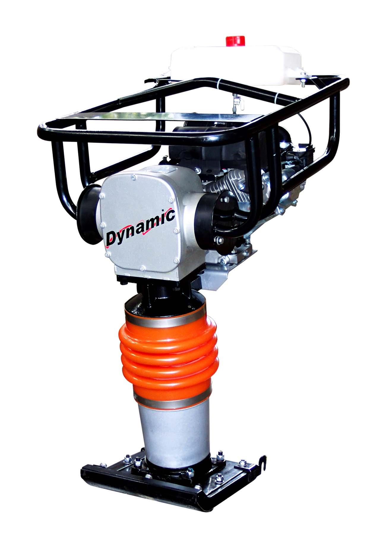 Jual Mesin Pemadat Tanah Dynamic Tamping Rammer Stamper