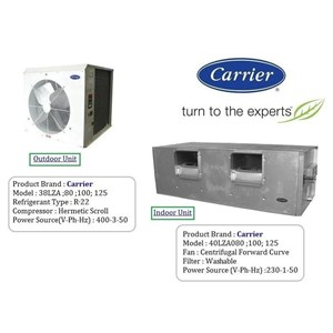 Carrier Air Cooled Split Duct