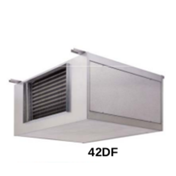Ceiling Concealed & Ciling Suspended Chilled Water Coil 42 D Series 31.700-66.200 BTUH