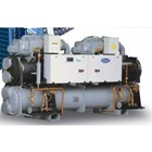 Water-Cooled Liquid Water Chiller 30XW/XWV 1