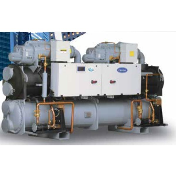 Water-Cooled Liquid Water Chiller 30XW/XWV