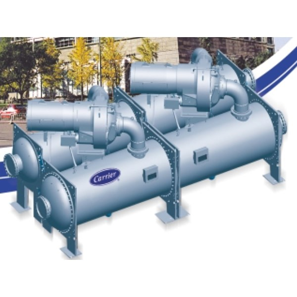 CENTRIFUGAL WATER COOLED WATER CHILLER 19XR/XRV/XRD