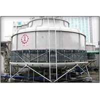 Mesin Cooling Tower dan Heat Exchanger Liang Chi