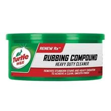 Pembersih Mobil Turtle Wax Renew Rx Rubbing Compound Heavy Duty Cleaner Paste