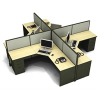 Partisi Kantor Penyekat Meja