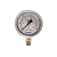 Jual Pressure Gauge Techcroft GSB-100 2