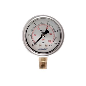 Pressure Gauge Techcroft GSB-100