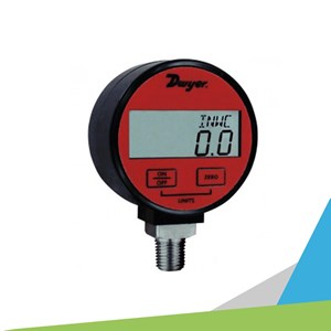 Digital Pressure Gauge Dwyer