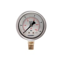 Jual Pressure Gauge Techcroft GSB-63 2
